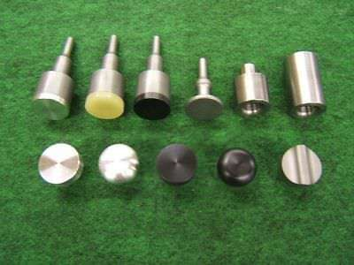 Planishing Hammer Deluxe Tooling Set 1 - Pullmax Metal Shaping - Made In Usa