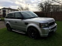 2005 range rover sport 2.7 diesel (px well come)