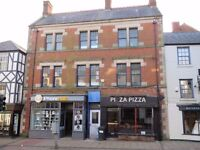 NEWLY REFURBISHED!!! Modern 2 bed upstairs flat in town centre - Bridge Street, Morpeth, NE61 1NL