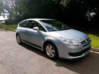 Citreon c4 1.6 vtr hdi low mileage