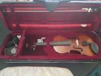 Primavera Violin (practically brand new)