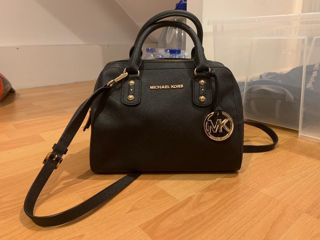 Genuine Michael Kors black handbag   in Plaistow, London   Gumtree 7d161e5cea