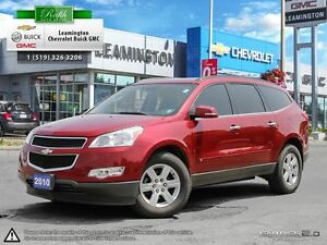 2010 Chevrolet Traverse GREAT FAMILY VEHICLE WITH AWD