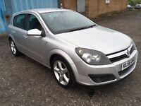 (56) Vauxhall ASTRA SRI 1.8 , mot - June 2018 , only 58,000 miles,full service history,focus