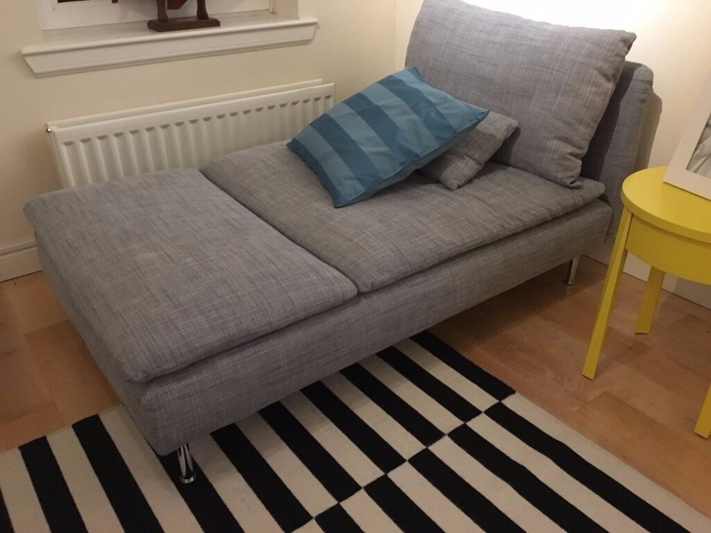 Ikea Soderhamn Chaise Longue. Pre-owned but in as new condition ...