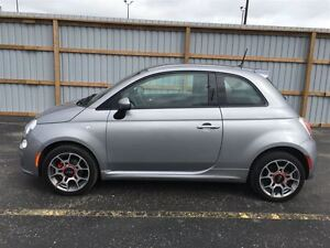 2015 Fiat 500 -