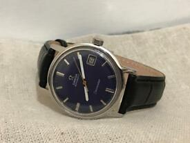 Vintage omega seamaster gents automatic watch