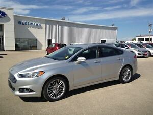2013 Ford Fusion SE Leather, Moon Roof, Nav