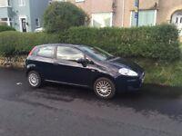 Fiat Grande Punto 1.4 Petrol 2009 48,900 Miles Recent Tyres