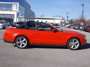 2012 Ford Mustang GT | CONVERTIBLE | FALL CLEAROUT! | LEATHER |  Stratford Kitchener Area image 15