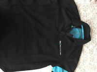 Sky pro cycling polo shirt