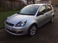 Ford Fiesta 1.25 Style Climate 5dr, 6 MONTHS FREE WARRANTY, 1 Owner, FULL SERVICE HISTORY