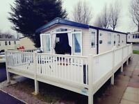 REDUCED PRICE TO £38,995 FOR QUICK SALE 2017 6 Berth Caravan Nr Blackpool