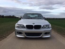 Bmw e46 330d highly modified with hybrid turbo 250bhp
