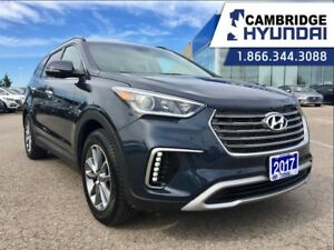 2017 Hyundai Santa Fe XL XL PREMIUM AWD - HEATED SEATS - REAR VI