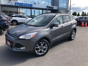 2013 Ford Escape SEL, TOP OF THE LINE, ACCIDENT FREE