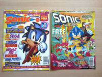 Sonic The Comic Issues 1 - 100 + Specials + Poster (1993 - 1997)