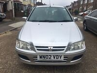 MITSUBISHI SPACE STAR 1.3 MANUAL 2002, GOOD RUNNER, GOOD CONDITION, 2 PERVIOUS OWNER, LADY OWNER