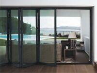Branded Aluminium Bifold Doors