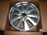 Brand new and boxed 17inch alloy wheel for Mazda CX-5.