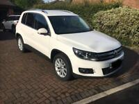 VW Tiguan 2.0 TDI Bluemotion 2013