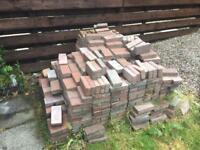 Mono-block bricks