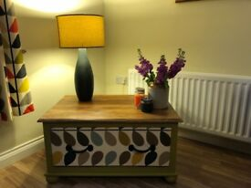Orla kiely drawer unit