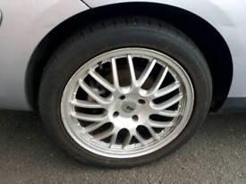 Alloy wheels 4 stud peugeot