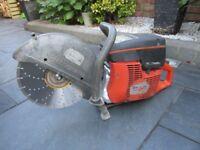 Husqvarna K760 cut off/disc cutter saw