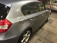 BMW 1 Series 5 Door Manuel £1,799 12 Months MOT