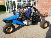 Rally Racing Buggy