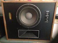 Altec Lansing 9842-8D Monitor speaker x 1