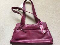 Leather Handbag Brand New with tags