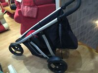 double buggy - Phil and teds.