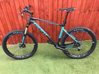 2017 Giant Fathom 1 27.5 Mountain Bike