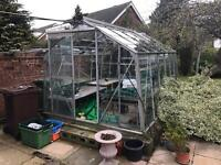 3x Greenhouses - Excellent Condition