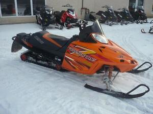 2006 Arctic Cat Crossfire 700 Pull Start