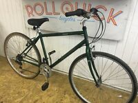 Raleigh Oakland hybrid bike