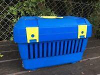 Solidly Built Cat Basket