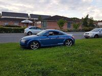 Audi tt mk1 225 4 wheel drive