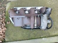 ford transit manifold and turbo