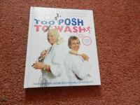 Too Posh To Wash by Kim Woodburn and Aggie MacKenzie