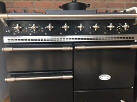 100cm Lacanche Classic Range Cooker: Macon 6 months old Traditional Hob 4 Burners & Simmer Plate