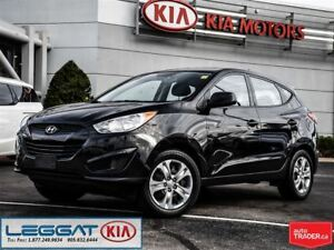 2011 Hyundai Tucson GL-BLUUETOOTH, MP3 PLAYER & A/C
