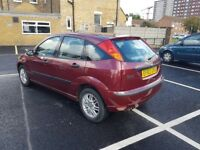 FOR SALE FORD FOCUS 2003 MANUAL ONLY £499