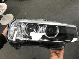 Bmw x3 headlight