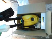 Karcher SC3 Damp Freeiniger Steam Cleaner.