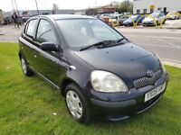 Toyota Yaris 1.0 VVT-i T3 5dr ++SAME OWNER LAST 10 YEARS++