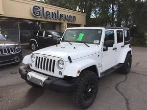2016 Jeep WRANGLER UNLIMITED BRAND NEW, SAHARA, AUTO,MUDDERS