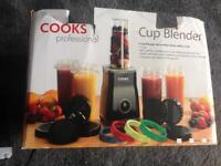Multi cup blender